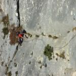 grimpe escalade sainte victoire