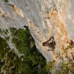 escalade terrain d'aventure verdon