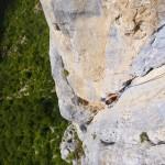 guide escalade grande voie vercors
