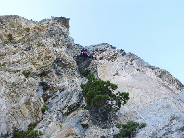 grande voie terrain d'aventure chartreuse