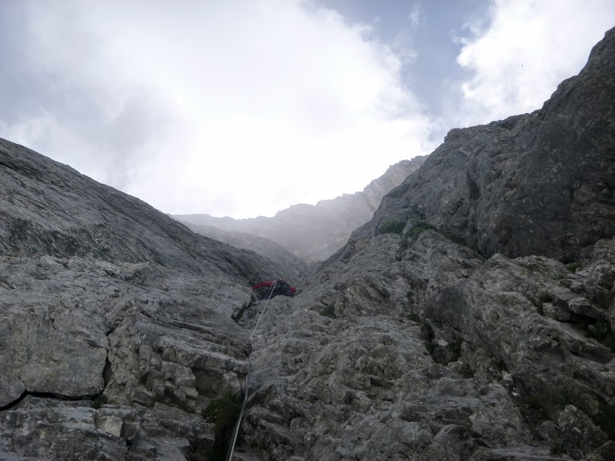 grande voie face nord vignemale