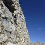 Escalade dans le Vercors - Les Rochers de la Balme