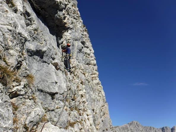 Escalade dans le Vercors – Les Rochers de la Balme