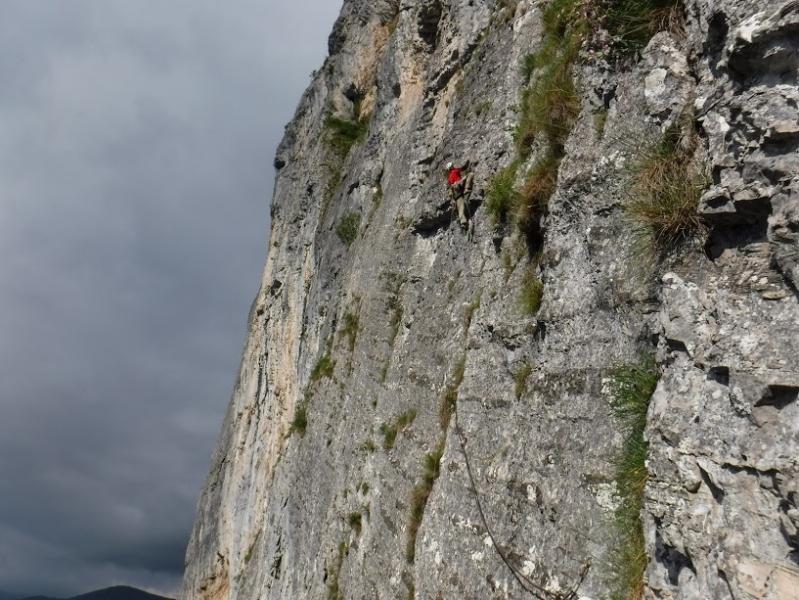 escalade Dévoluy