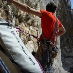 initiation à l'escalade artificielle dans les calanques