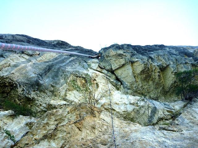 topos de grandes voies d'escalade