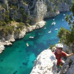 stage escalade calanques