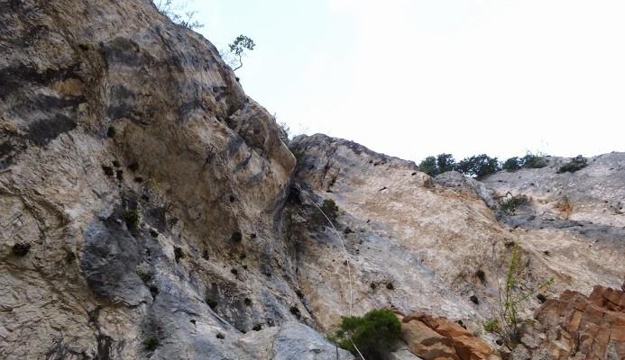 topo escalade verdon