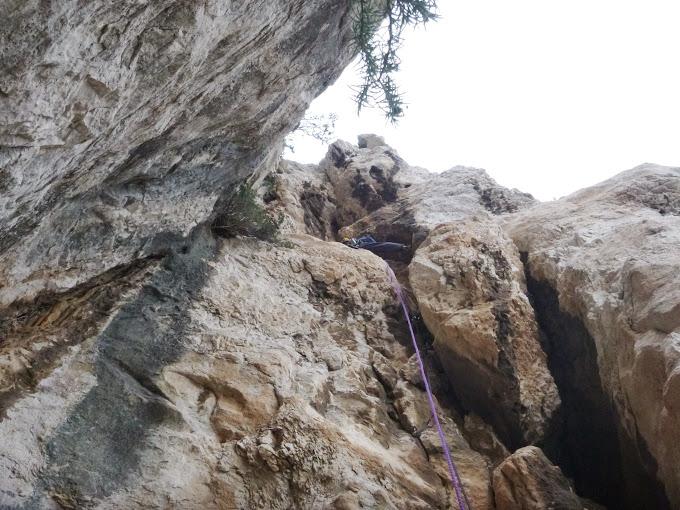 grimpe calanques