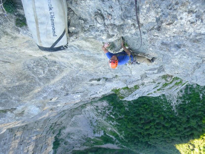 escalade grand manti chartreuse