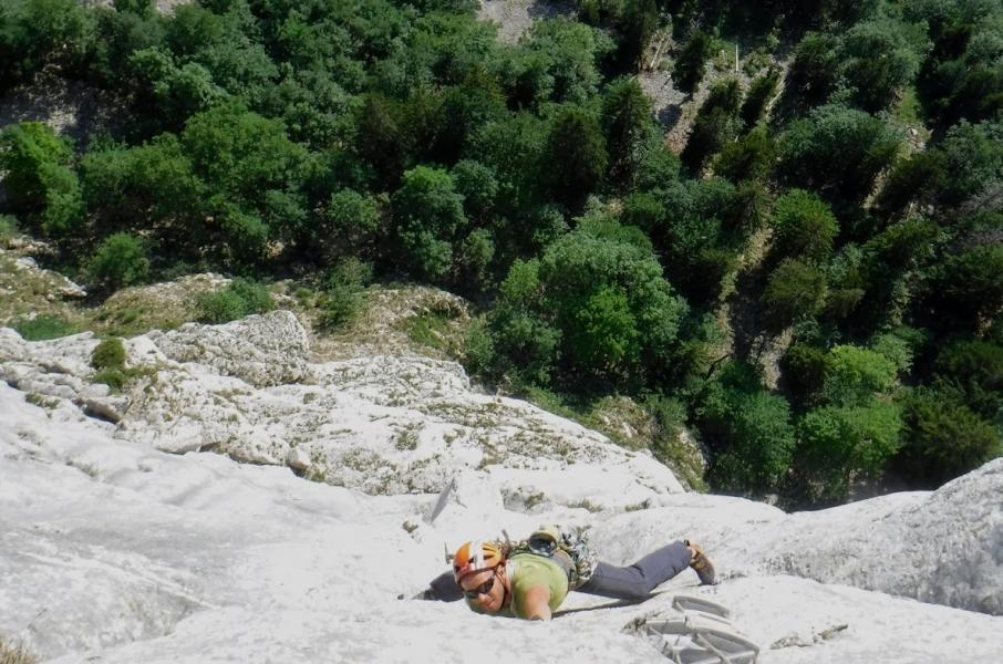 topo guide escalade vercors